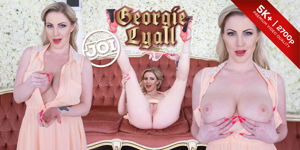 She'll Tell You How to Come, Georgie Lyall, Apr 26, 2019, 5k 3d vr porno, HQ 2700
