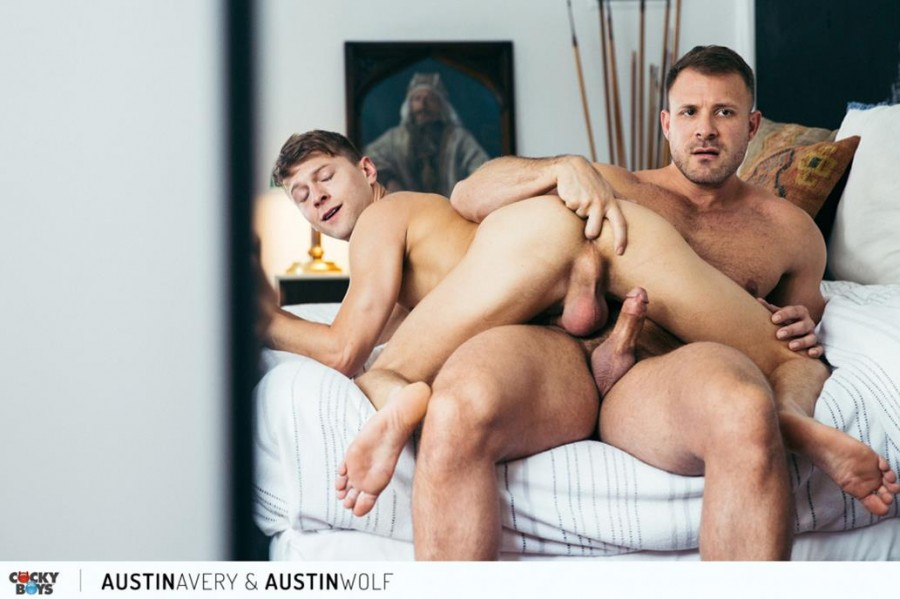 CockyBoys - Austin Avery & Austin Wolf