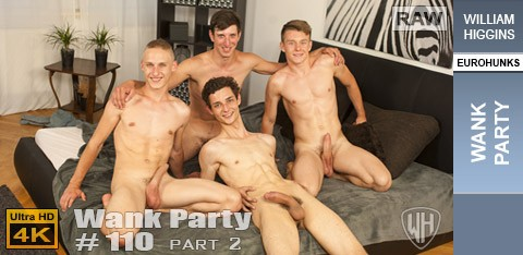 WH - Wank Party #110, Part 2 RAW