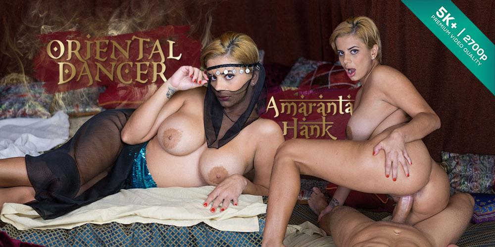 Oriental Dancer, Amaranta Hank, Oct 28, 2018, 5k 3d vr porno, HQ 2700