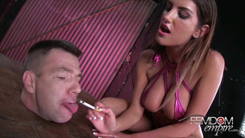 August Ames - Disposable Ash Tray