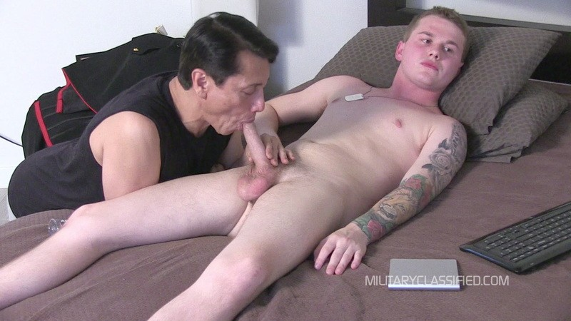 MilitaryClassified - Santee Blowjob