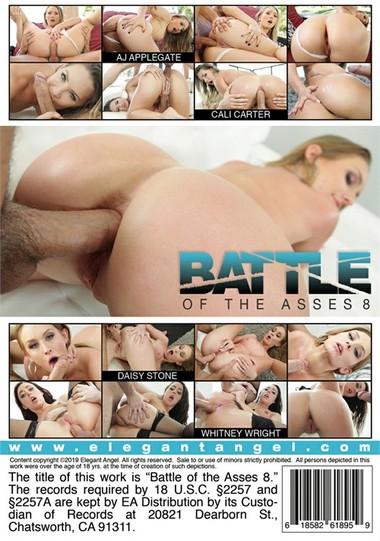 Battle Of The Asses #8