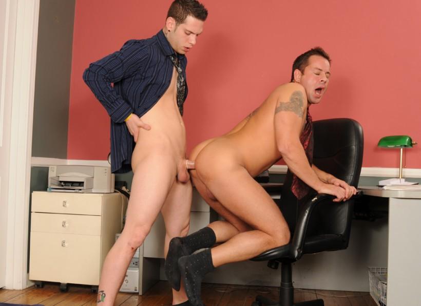 Suite703 - Men Hard At Work - Finn Daniels and Kevin Cavallie