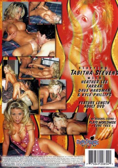 Tabitha Is On Fire
