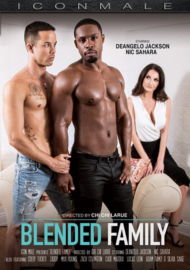 IconMale - Blended Family