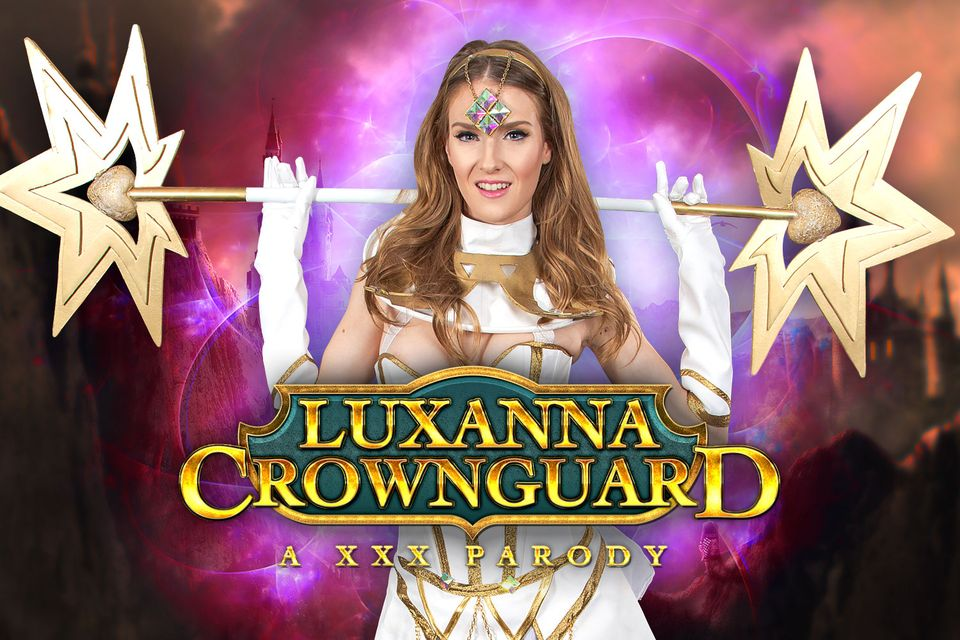 Luxana Crownguard a XXX Parody, Ashley Lane, Jan 25, 2019, 5k 3d vr porno, HQ 2700