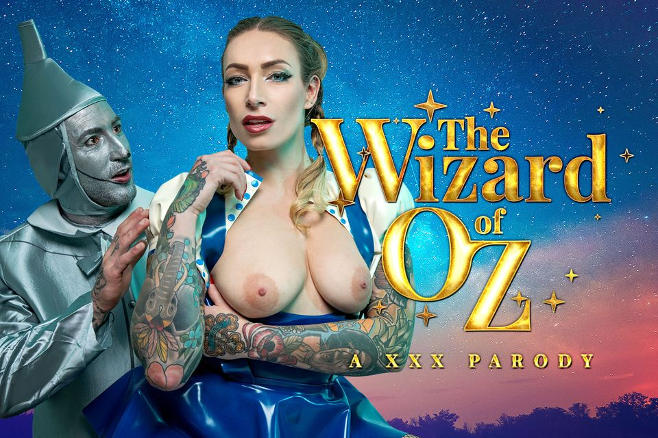 The Wizard of Oz A XXX Parody, Ava Austen, Dec 28, 2018, 5k 3d vr porno, HQ 2700