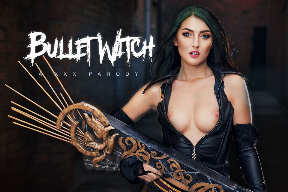 Bullet Witch A XXX Parody, Katy Rose, Jul 7, 2019, 5k 3d vr porno, HQ 2560