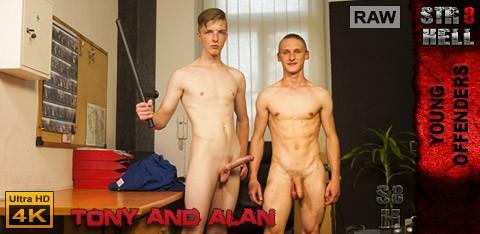 STR8Hell - Tony Milak & Alan Hemar RAW - YOUNG OFFENDERS
