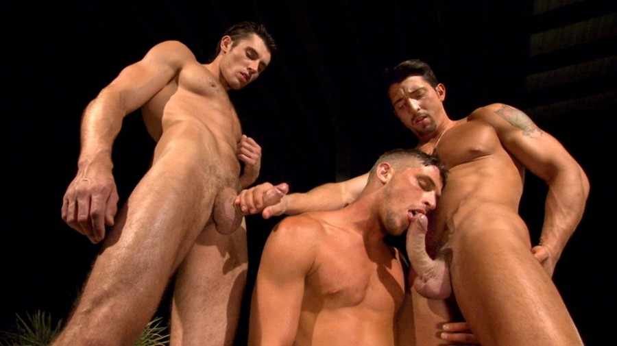 TitanMen - Blind Spot - Adrian Long, Jayden Grey & Jimmy Durano