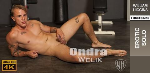 WilliamHiggins - Ondra Welik - EROTIC SOLO