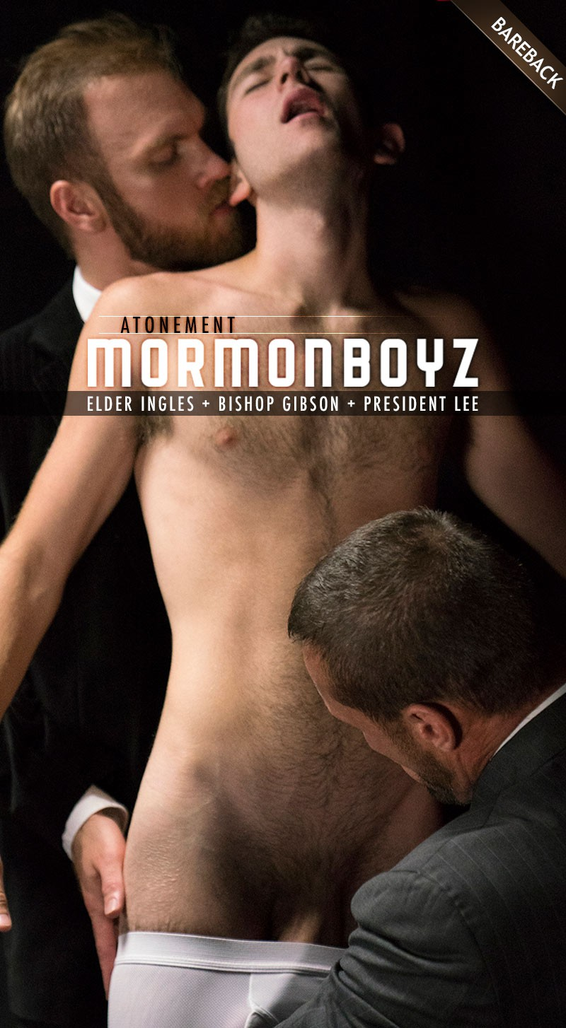MormonBoyz - Elder Ingles - Atonement with Bishop Gibson and President Lee