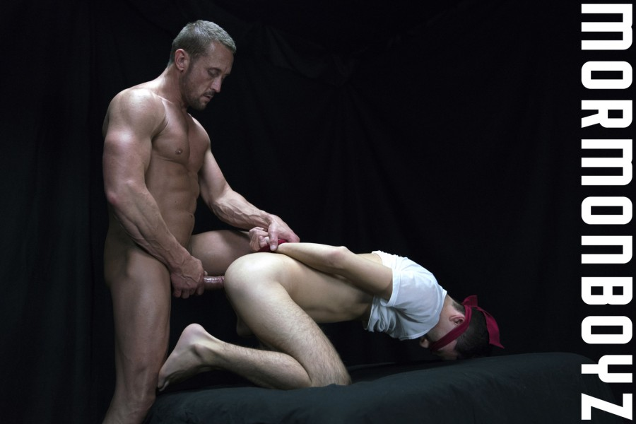 MormonBoyz - Elder Zachary - Disciplinary Action