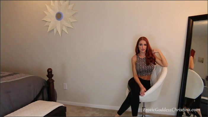 Goddess Christina - To Be A Slave