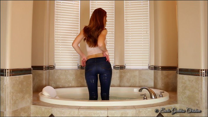 Goddess Christina - WET Heart Attack. Pure Torment