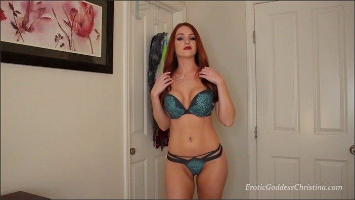 Goddess Christina - Your Secret BBC Bi Fetish Becomes Reality