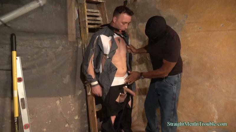 StraightMenInTrouble - Abducted Salesman - Part 1