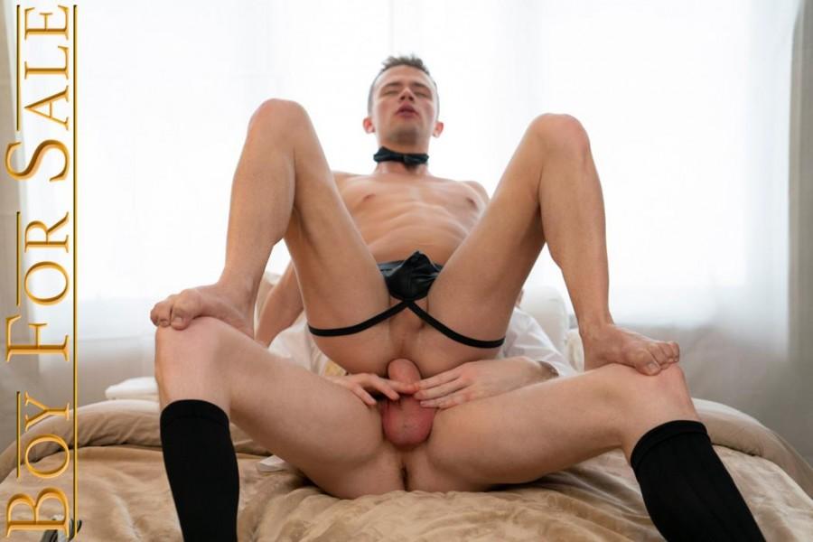 BoyForSale - Boy Logan - Chapter 3 The Prize - Master Legrand