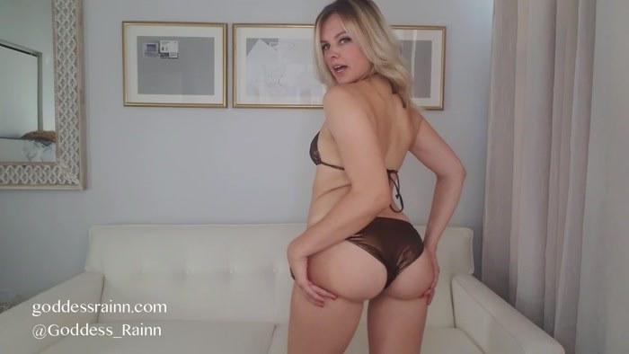 Goddess Rainn - Fucked Up by Shiny Bikini