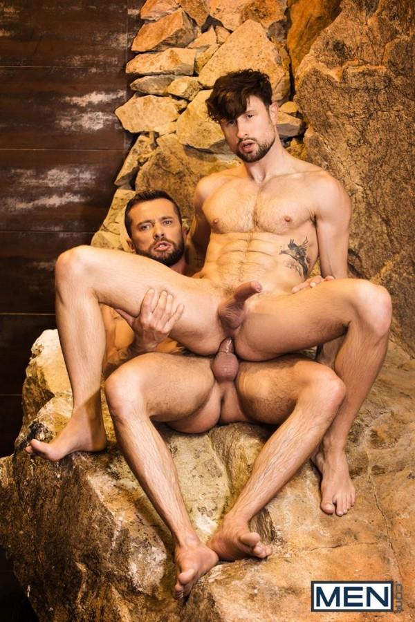 MEN - Drew Dixon & Tyler Berg - HomoErotic