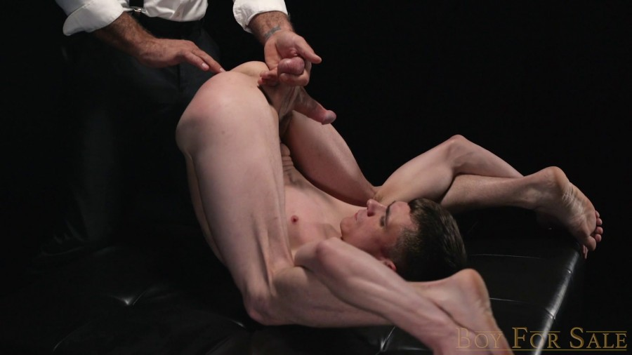 BoyForSale - Boy Marcus Chapter 1 - The Merchandise - with Master Felix