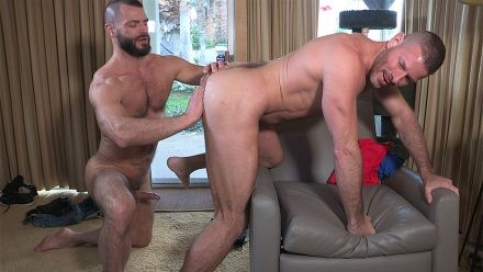 HotOlderMale - Work Break Fuck with Jake Morgan and Clay Towers