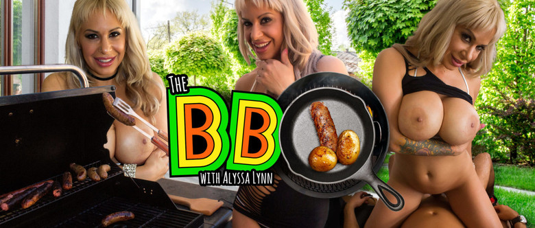The BBQ, Alyssa Lynn, 1 Jun, 2017, 3d vr porno, HQ 1600