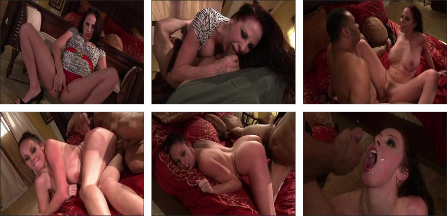 Single White Mother Fucking BBC, Scene 4