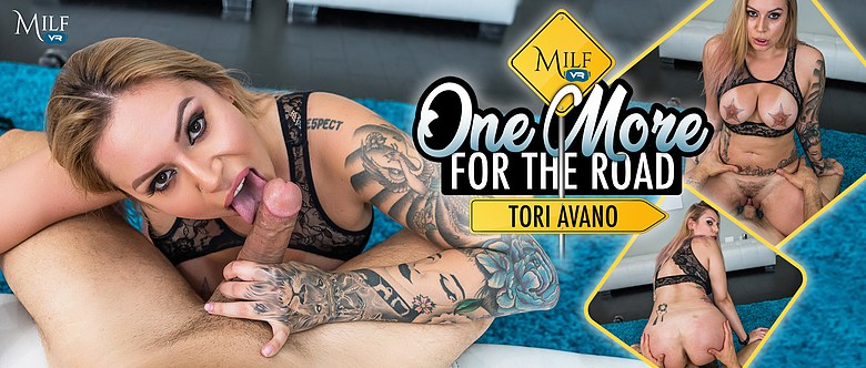 One More For The Road, Tori Avano, 23 May, 2019, 4k 3d vr porno, HQ 2300