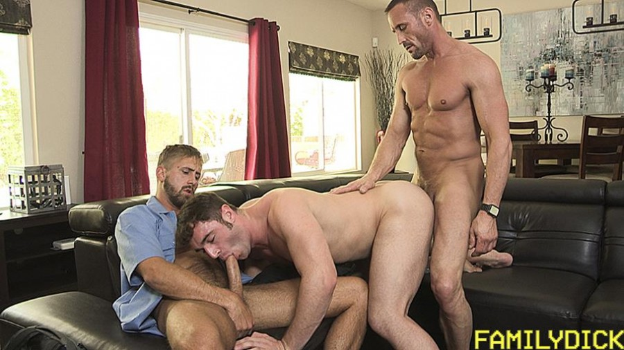 FamilyDick - Michael Boston, Myles Landon & Wesley Woods - Please Mr. Postman Signed, Sealed, Delivered
