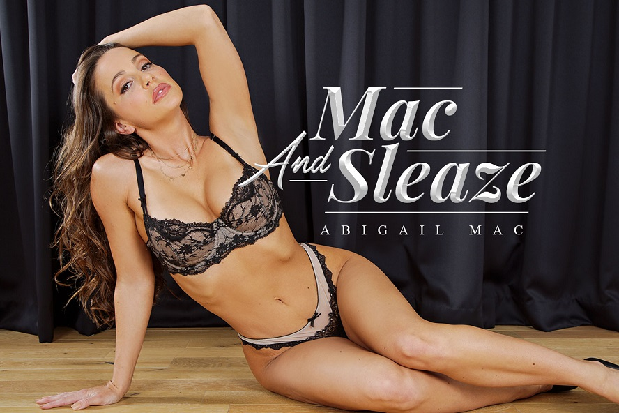 Mac And Sleaze, Abigail Mac, Feb 7, 2019, 5k 3d vr porno, HQ 2700