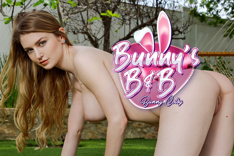 Bunny's B & B, Bunny Colby, May 2, 2019, 5k 3d vr porno, HQ 2700