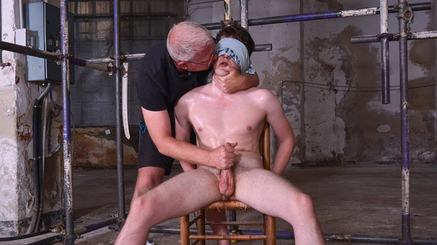Boynapped - Bob Steel & Sebastian Kane - Cute British Boy Corrupted Part 2