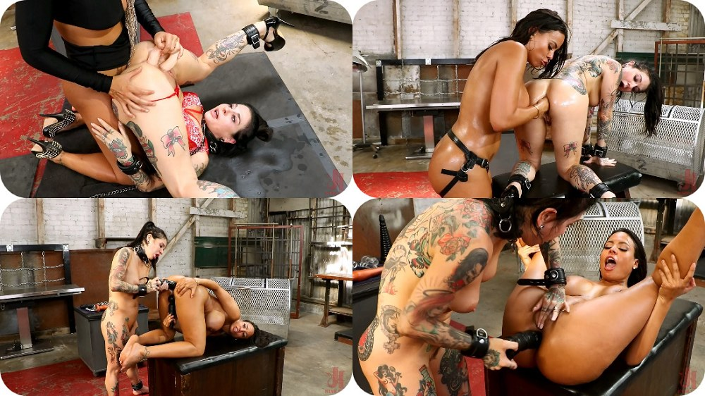 Joanna Angel, Luna Star - Hot Anal Sluts