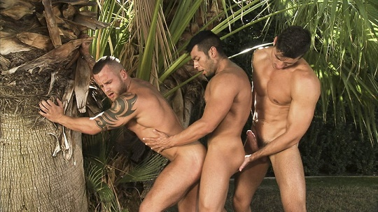 TitanMen - Consent - Ben Brown, Eduardo Rodriguez & Jay Roberts