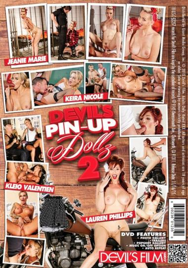 Devil's Pin Up Dollz #2