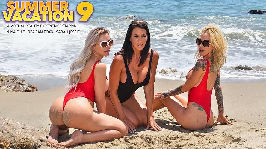 4k 3d vr porno, HQ 2048, Nina Elle, Reagan Foxx, Sarah Jessie, August 02, 2019, 4k 3d vr porno, HQ 2048
