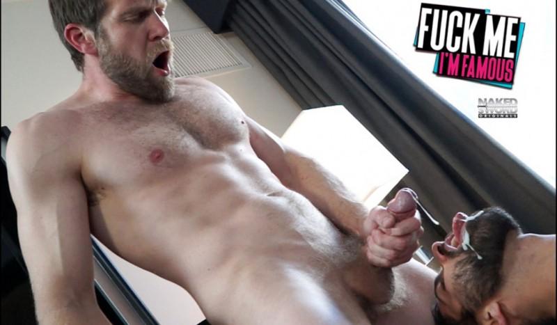 NakedSword - Colby Keller & Adam Ramzi - Fuck Me I'm Famous Scene 1