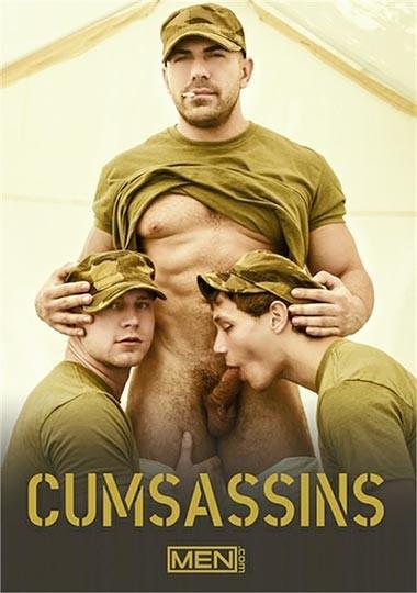 MEN - Cumsassins - Axel Kane, Blaze Austin, Damien Stone, Tobias, Vadim Black, Brandon Evans