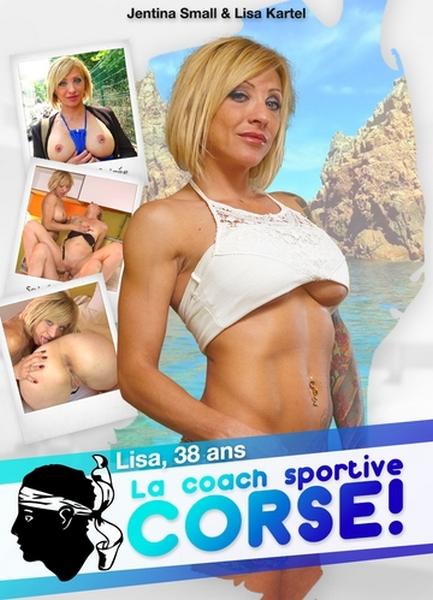 Lisa, 38ans, la coach sportive corse !(HD Rip 720p)
