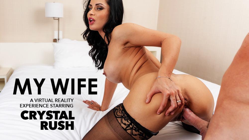 My Wife, Crystal Rush, November 14, 2018, 4k 3d vr porno, HQ 2048