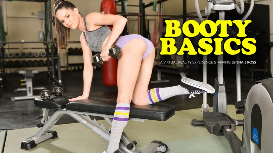 Booty Basics, Jenna J Ross, February 25, 2019, 4k 3d vr porno, HQ 2048