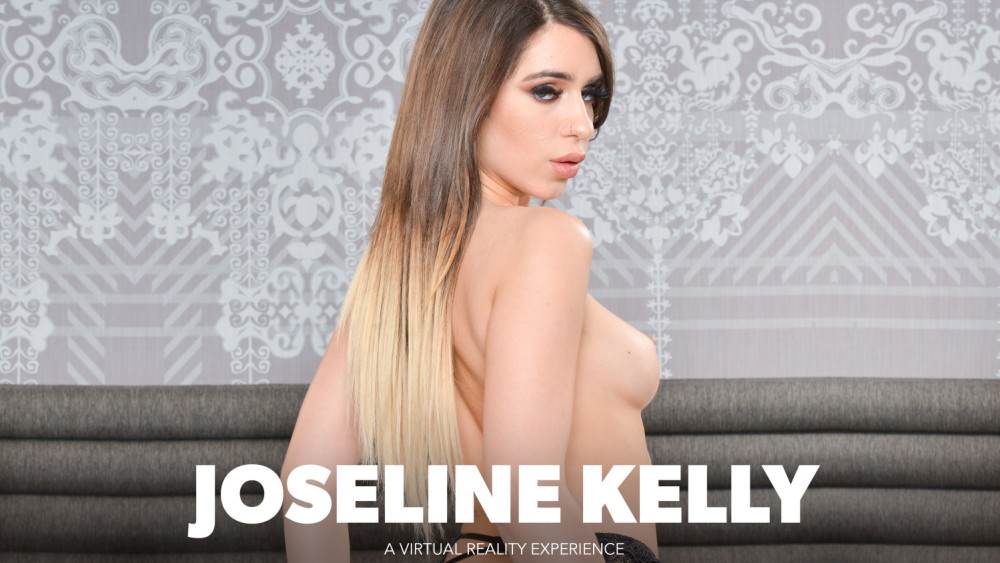 A Virtual Reality Experience, Joseline Kelly, February 18, 2019, 4k 3d vr porno, HQ 2048