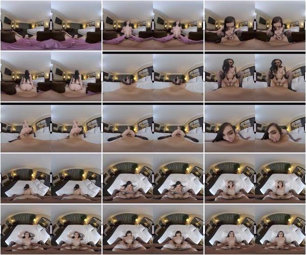 A Virtual Reality Experience, Marley Brinx, April 8, 2019, 4k 3d vr porno, HQ 2048