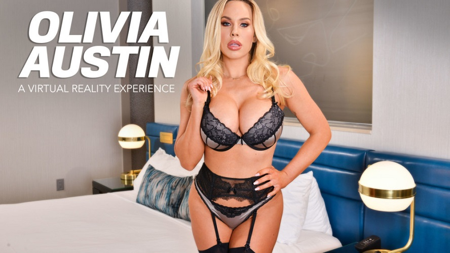 A Virtual Reality Experience, Olivia Austin, March 11, 2019, 4k 3d vr porno, HQ 2048
