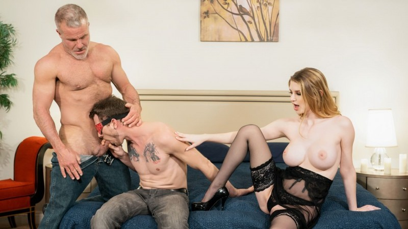 WhyNotBi - Guided Men-itation - Bunny Colby, Dale Savage, Alex Killian