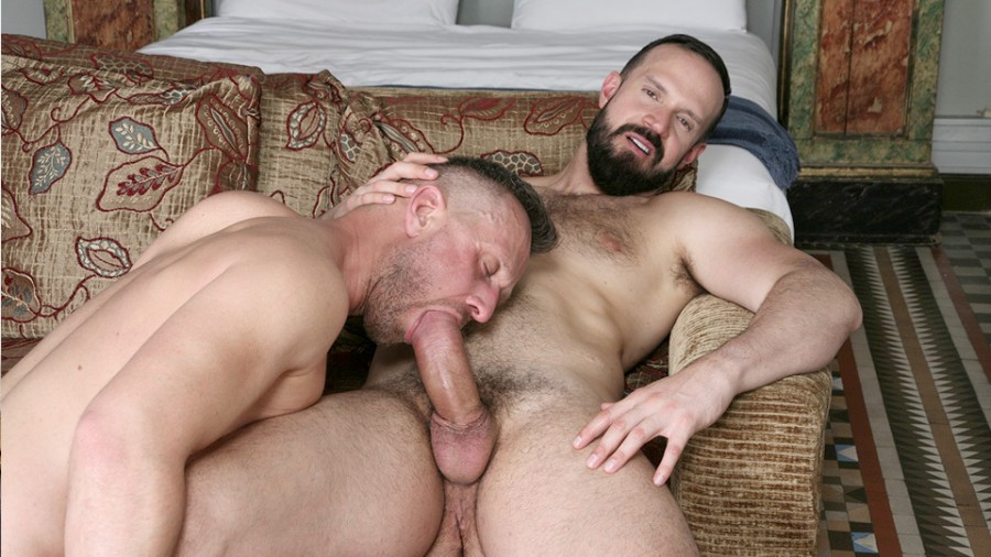 KristenBjorn - Casting Couch #418 - Andy Onassis & Alec Axel