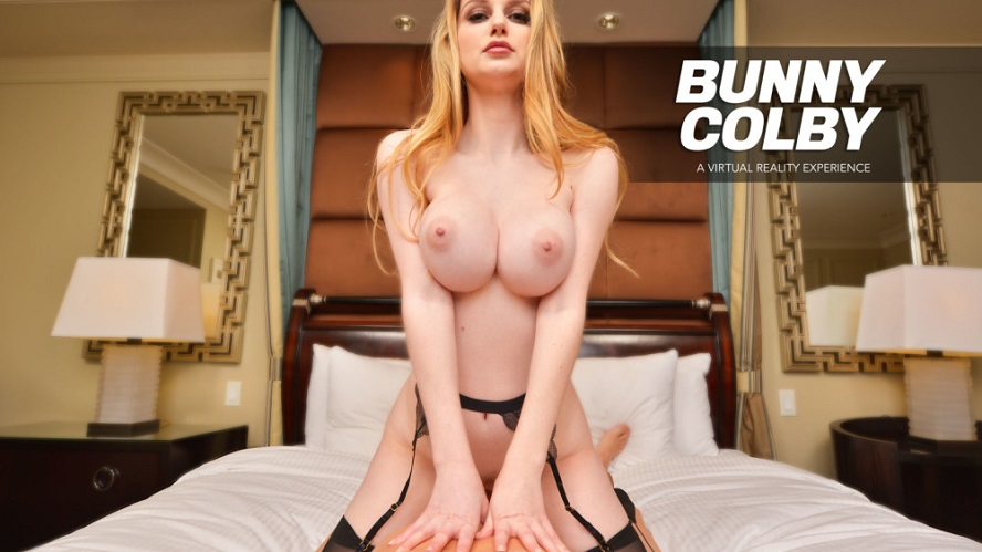 A Virtual Reality Experience, Bunny Colby, May 6, 2019, 4k 3d vr porno, HQ 2048