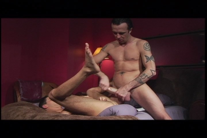 LE - The Bigger the Better - Scene 3 - Chad Hunt Plows Tommy Deluca Hard